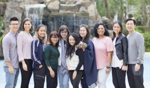 english-speaking fellowship in taipei